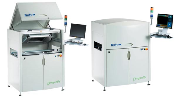 Automated Optical Inspection - Systems Controls